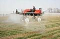 Self-propelled spray boom sprayer 3 WPZ