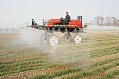 Self-propelled spray boom sprayer 3 WPZ - 700B