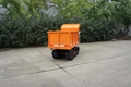 重型柴油动力自卸式搬运车 3