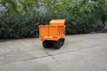 heavy-duty diesel engine crawler truck dumper  3