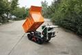 重型柴油动力自卸式搬运车 2
