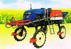 Self-propelled spray boom sprayer 3WPZ-700 (Hot Product - 1*)