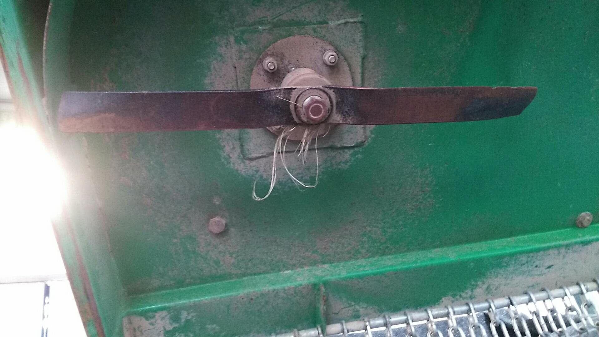 旋转型割草机 4
