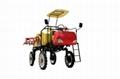 High clearance self propelled type boom sprayer  3WZ-650