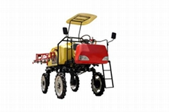 High clearance self propelled type boom sprayer  3WZ-650