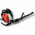 Blower-engine leaf Vacuum blower