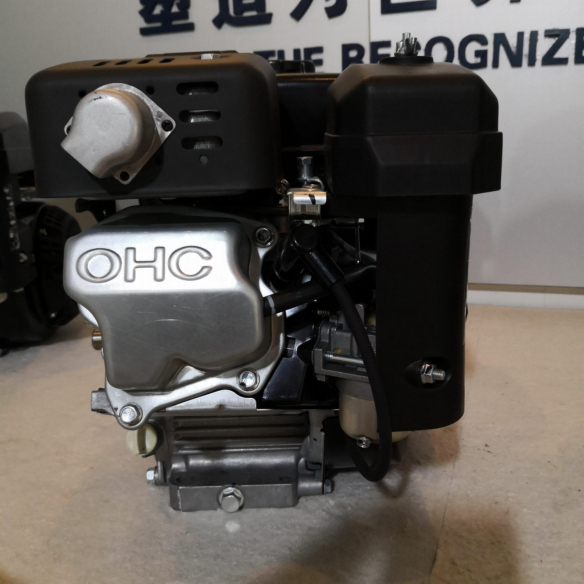 Four-stroke Air-cooled 7HP GASOLINE ENGINE 7