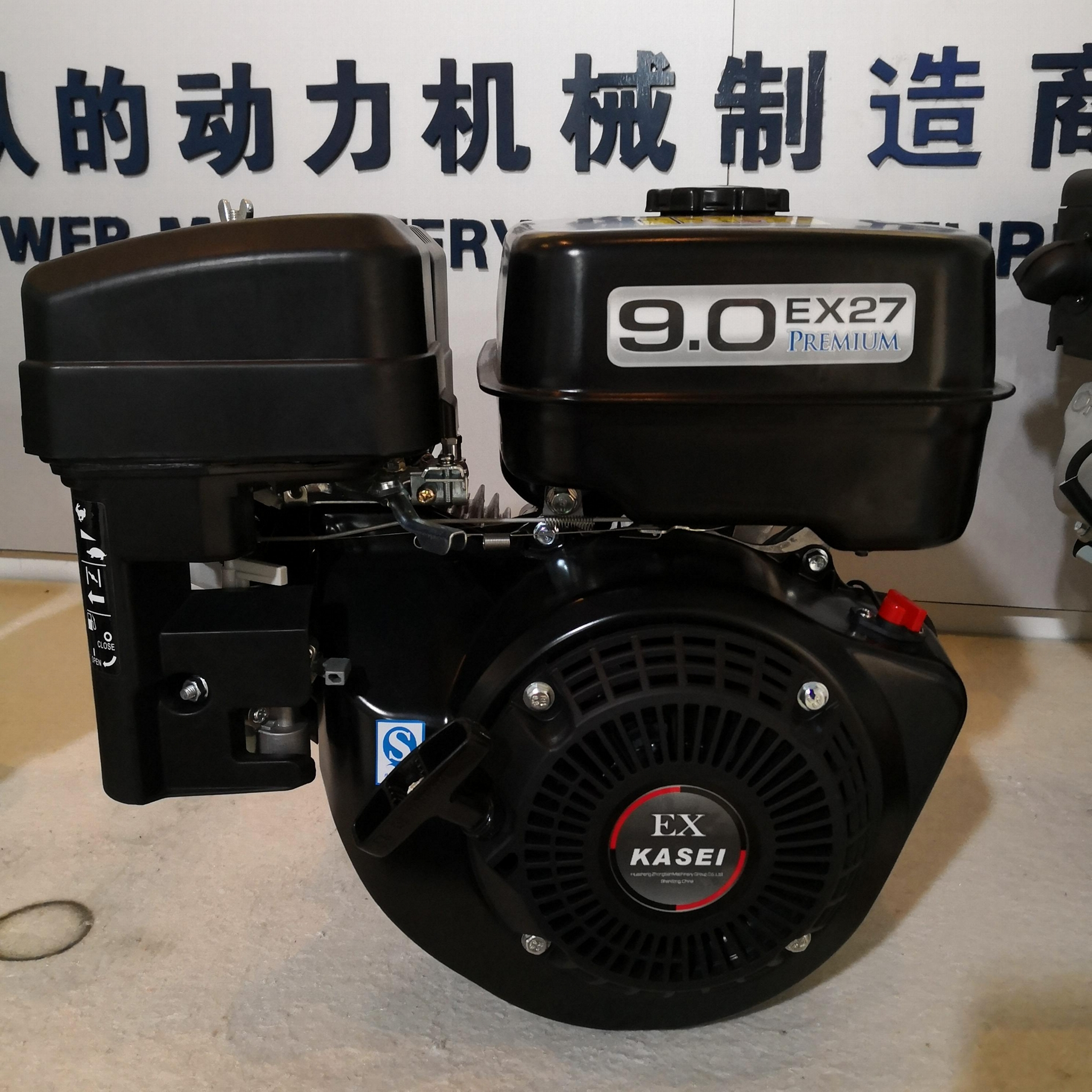 Four-stroke Air-cooled 9HP GASOLINE ENGINE 4