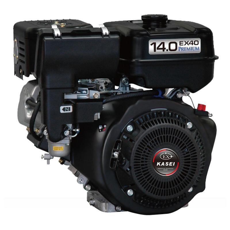Four-stroke Air-cooled 14HP GASOLINE ENGINE 1