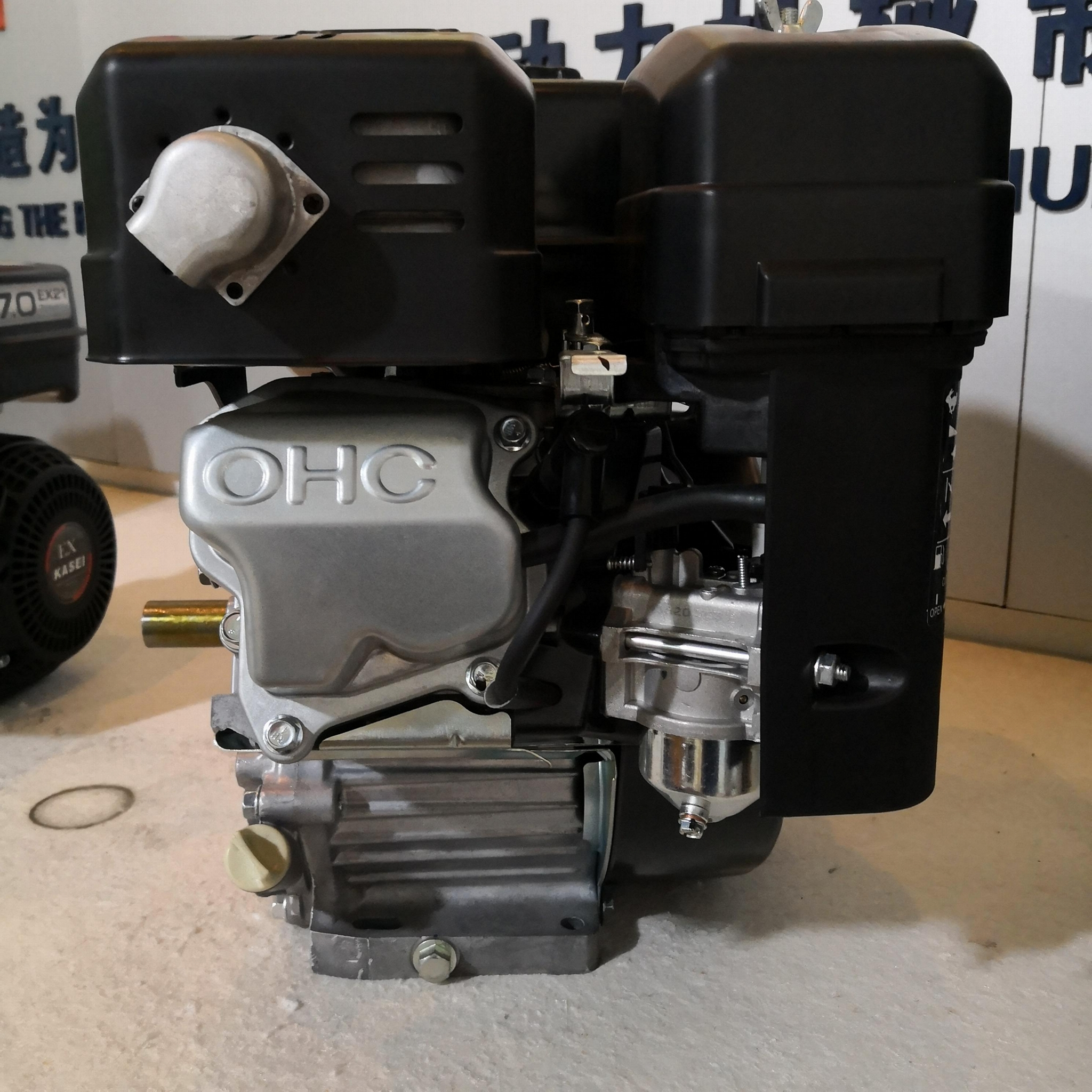 Four-stroke Air-cooled 14HP GASOLINE ENGINE 9