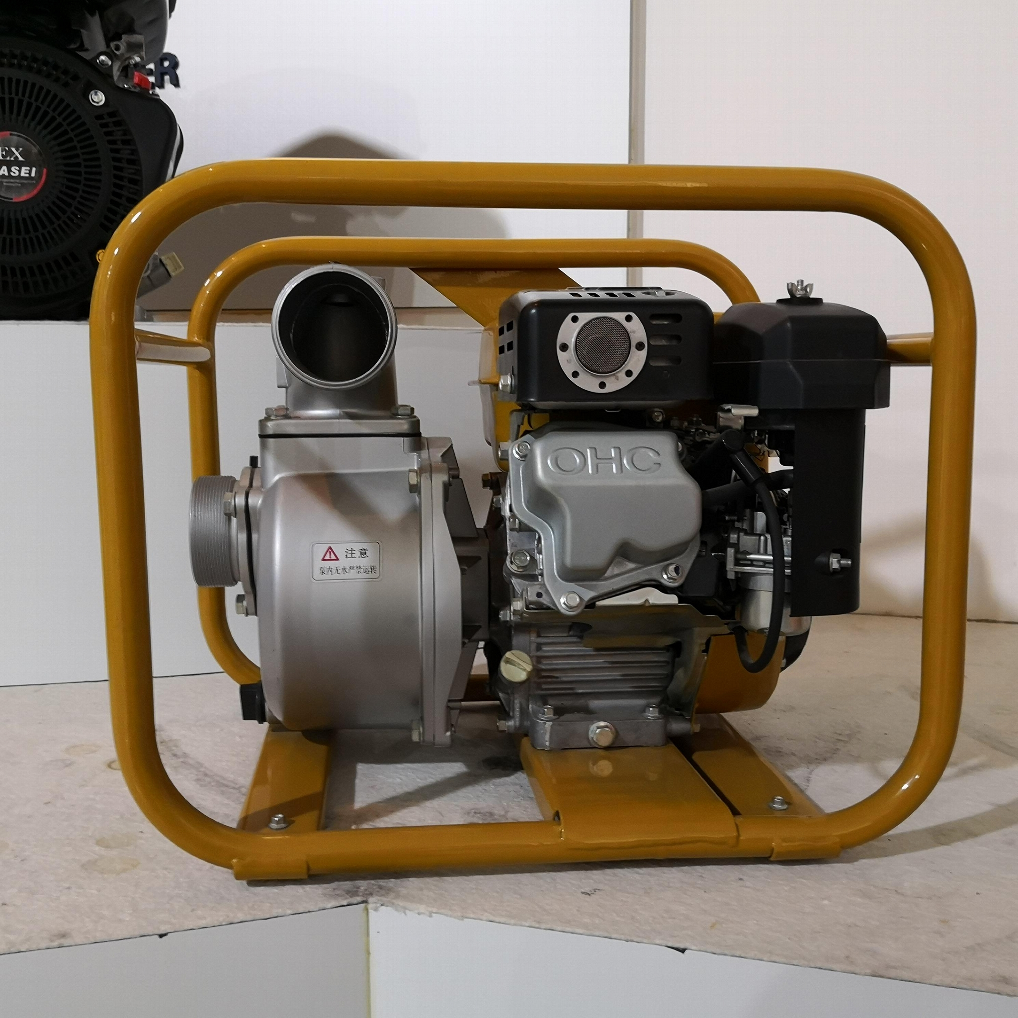 Gasoline engine water pump  3