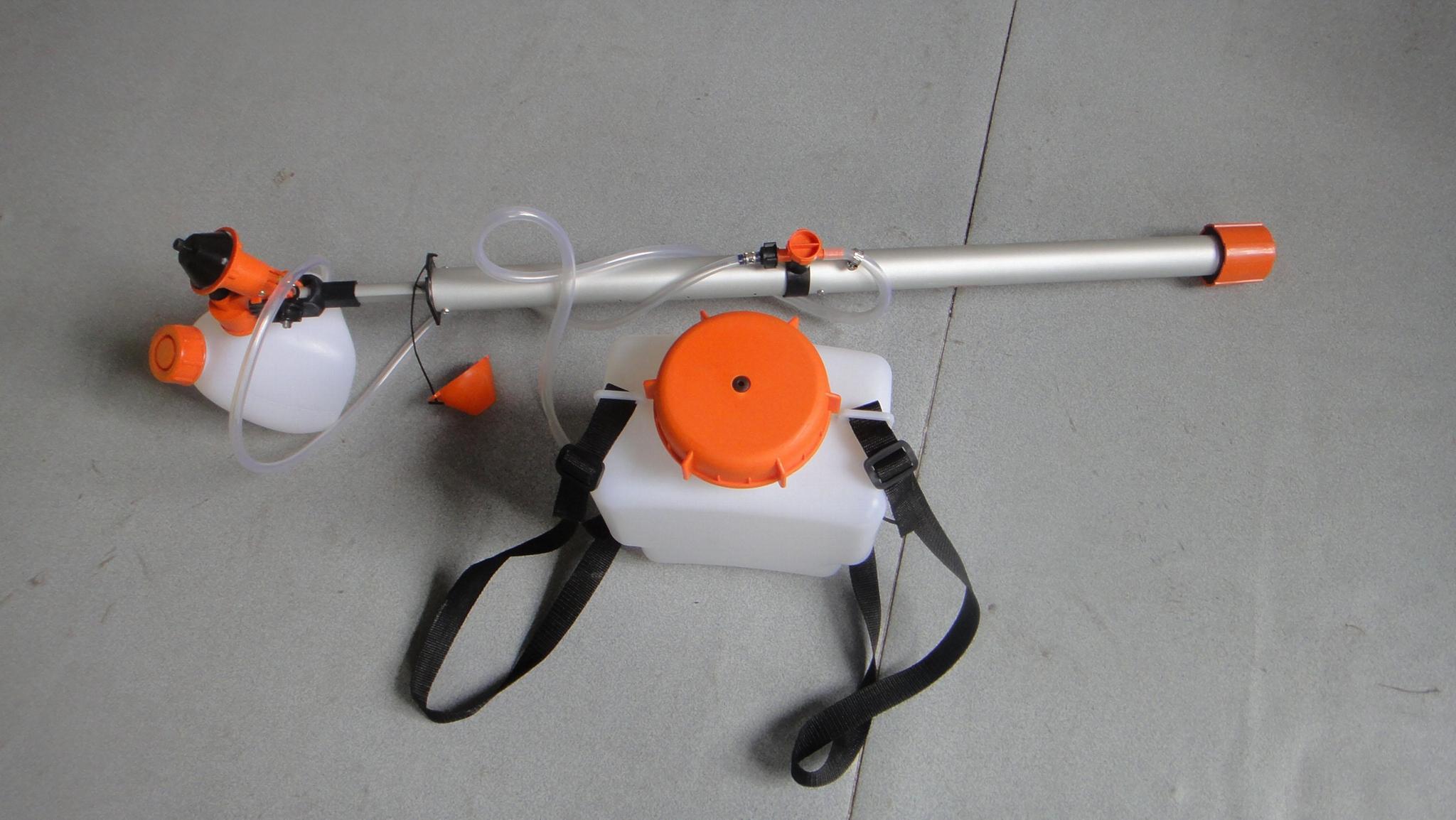 Uitra low volume electric sprayer  10