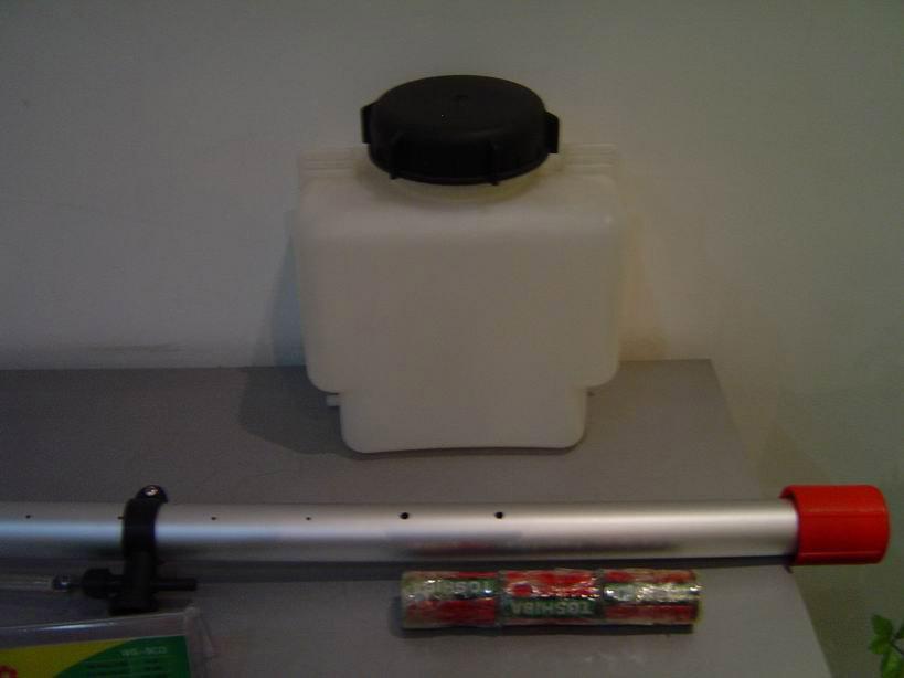 Uitra low volume electric sprayer  6