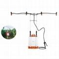 large flow super low volume nozzle elecric  high spray rod sprayerWS-16/18DG 3
