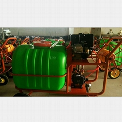 200L hand-push high-pressure pump sprayer