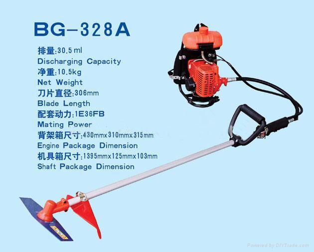 两冲程割灌机BG328 2
