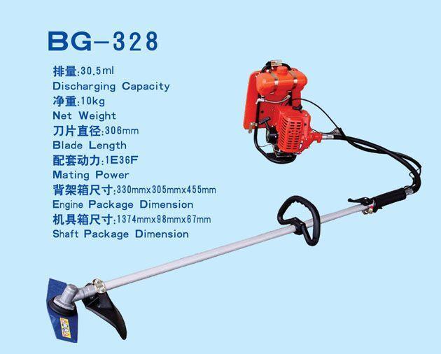 两冲程割灌机BG328 1