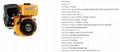 SPARE PARTS OF EX17 SUBARU GASOLINE ENGINE   6