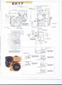EX17 斯巴魯汽油機配件 8