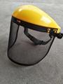 园林作业防护面罩
