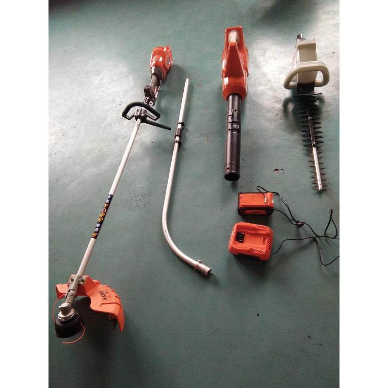 鋰電割草機 2