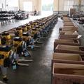Factory Supply portable 2 stroke gas engine railway ballast ND40II Wacker Tamper 6