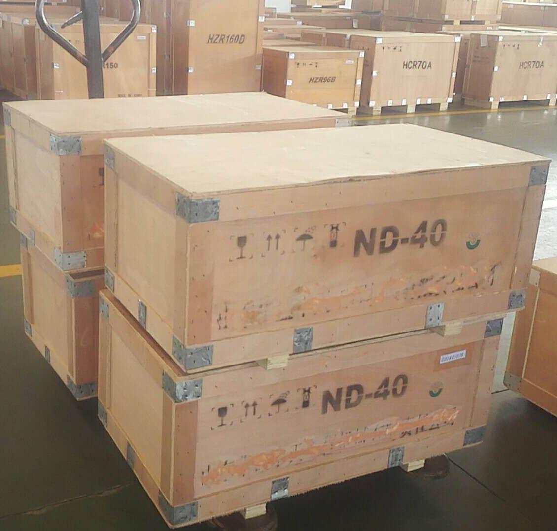 Factory Supply portable 2 stroke gas engine railway ballast ND40II Wacker Tamper 10