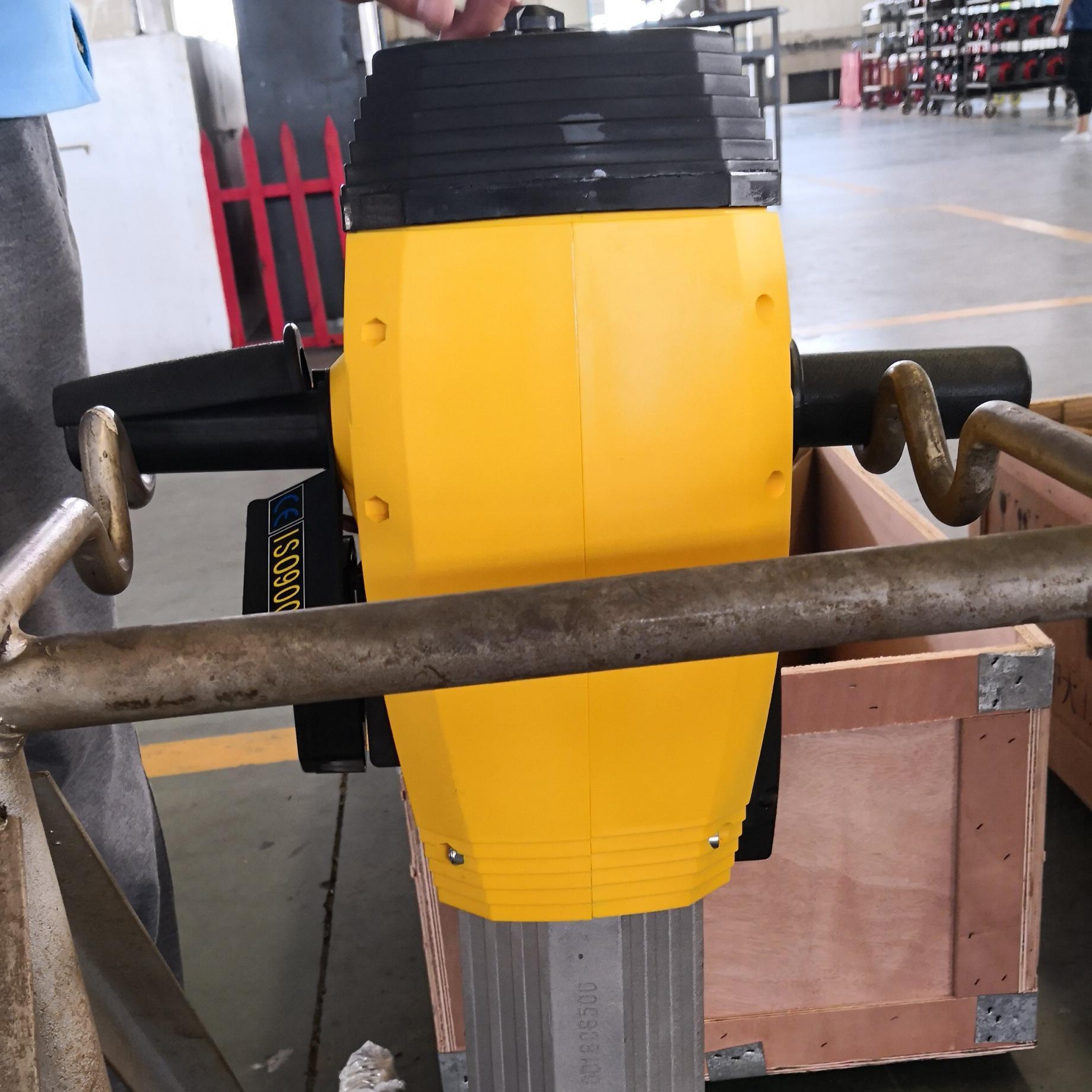 Factory Supply portable 2 stroke gas engine railway ballast ND40II Wacker Tamper 11