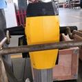 Factory Supply portable 2 stroke gas engine railway ballast ND40II Wacker Tamper