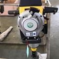 Factory Supply portable 2 stroke gas engine railway ballast ND40II Wacker Tamper 12