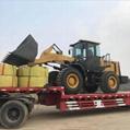 forklift truck Loader