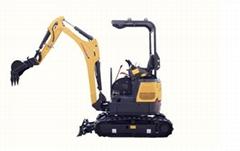 Mini Hydraulic Crawler Excavator