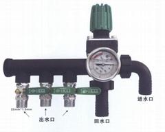 喷雾机配件防滴型喷头体