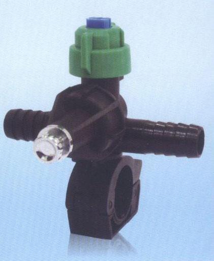 噴霧機配件防滴型噴頭體 2