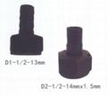 噴霧機配件防滴型噴頭體 7