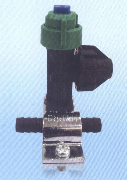 噴霧機配件防滴型噴頭體 14