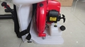 Two stroke backpack wind and water fire-extinguisher 2