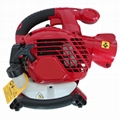 Hand-held 2-stroke engine blower with CE
