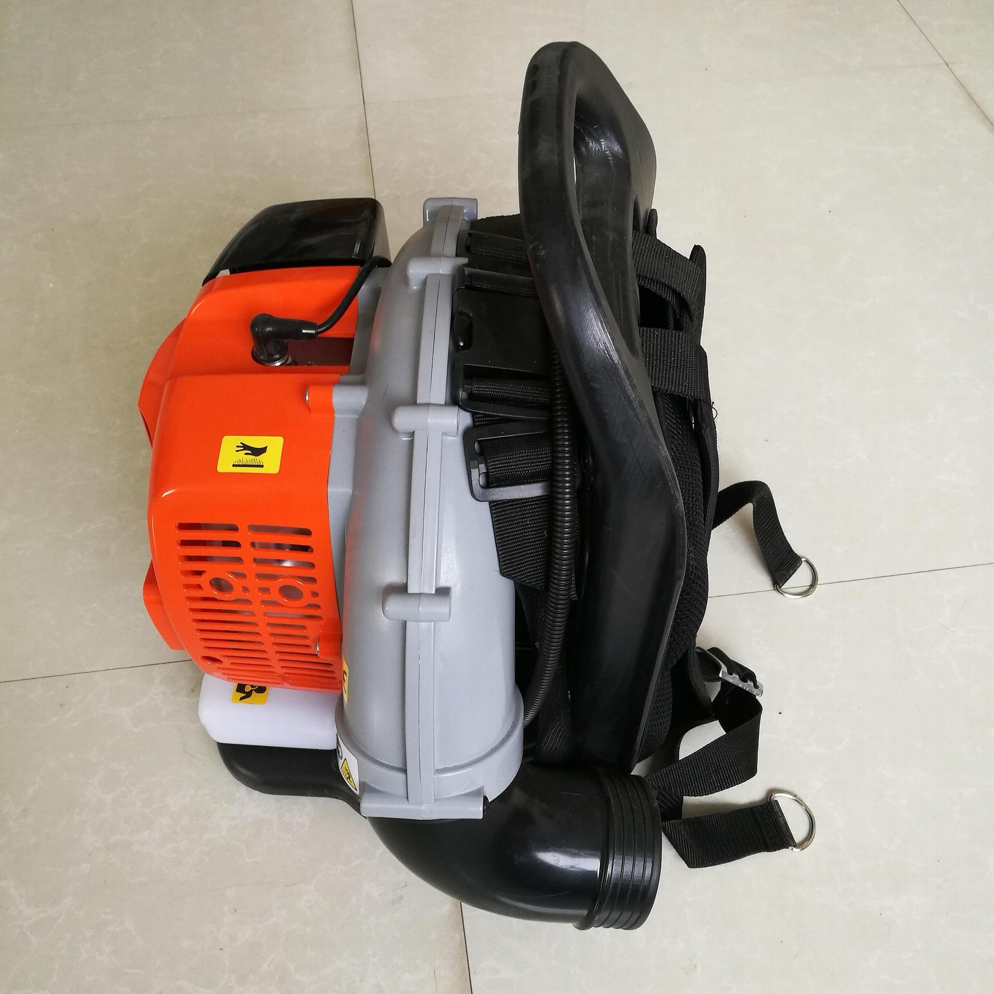 带欧五CE背负式大风力森防灭火机道路绿化吹风清扫机 3