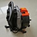 带欧五CE背负式大风力森防灭火机道路绿化吹风清扫机 5