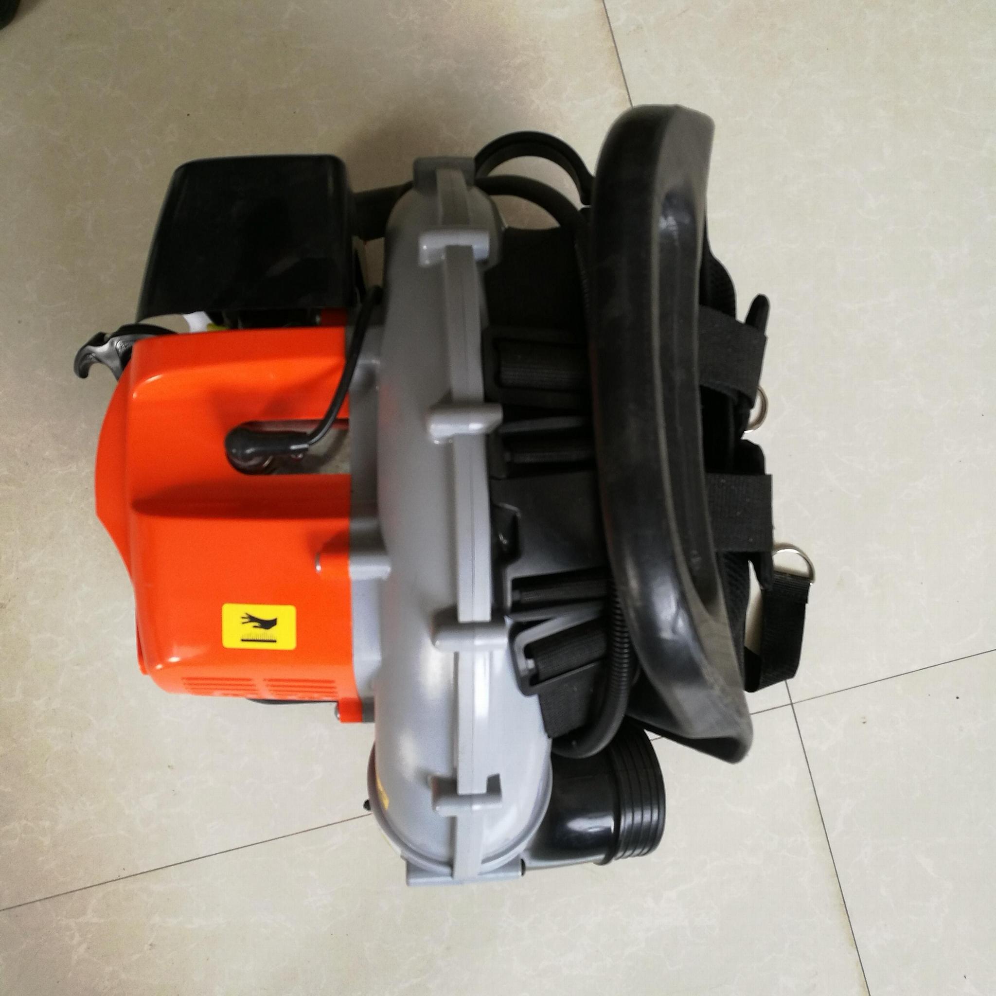 带欧五CE背负式大风力森防灭火机道路绿化吹风清扫机 6