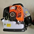 带欧五CE背负式大风力森防灭火机道路绿化吹风清扫机 10
