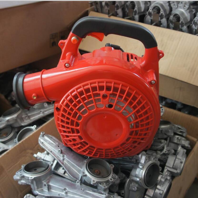 Large wind Hand-held 2-stroke engine snow leaf blower  EB260 3