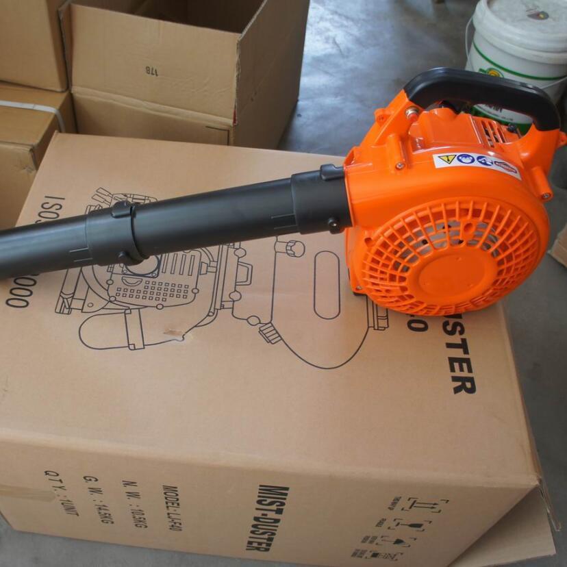 Large wind Hand-held 2-stroke engine snow leaf blower  EB260 5