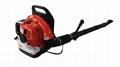 带欧五CE背负式大风力森防灭火机道路绿化吹风清扫机 1