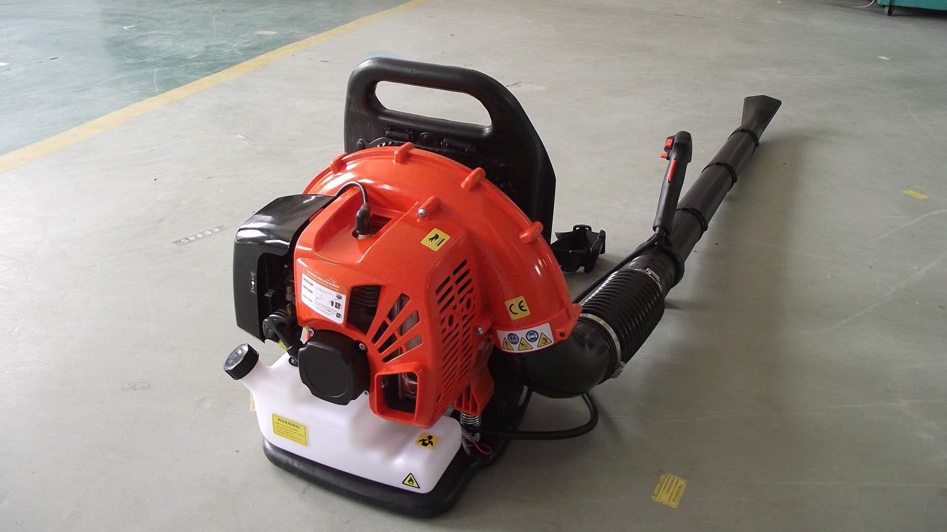 带欧五CE背负式大风力森防灭火机道路绿化吹风清扫机 12