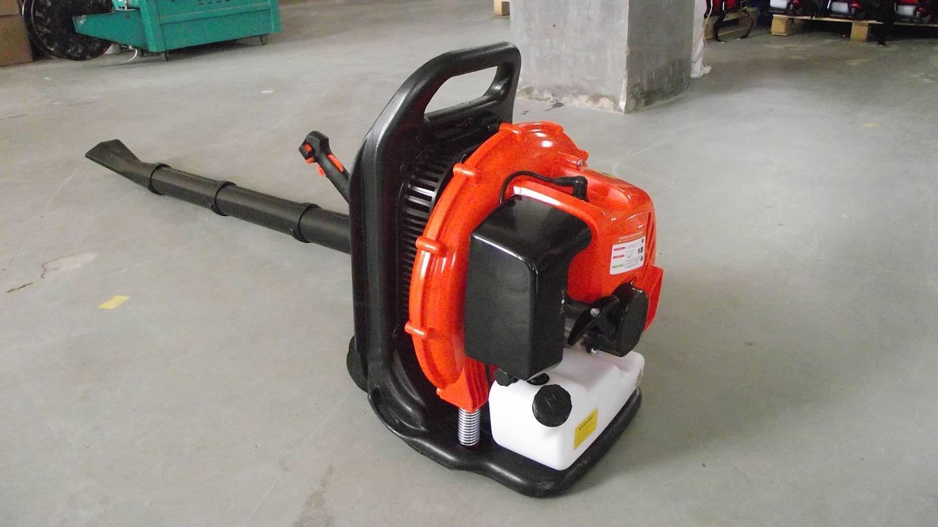 带欧五CE背负式大风力森防灭火机道路绿化吹风清扫机 11