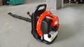 帶歐五CE揹負式大風力森防滅火機道路綠化吹風清掃機 11