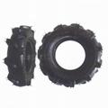High ground gap spray parts rubber wheel 14