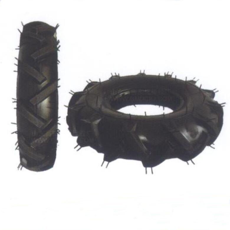High ground gap spray parts rubber wheel 17